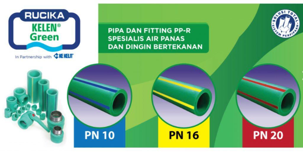 Rucika PPR kelen green