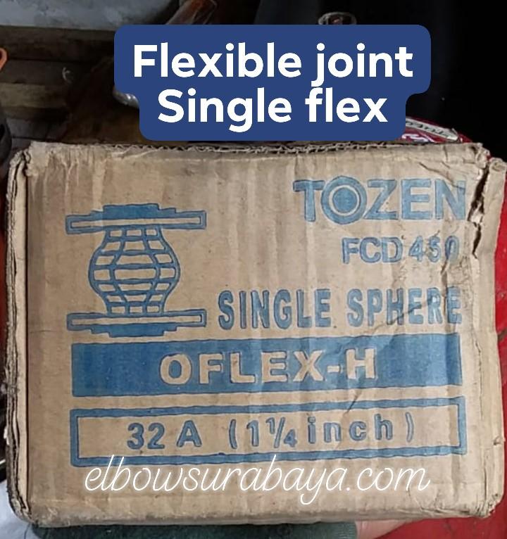 Flexible joint oflex