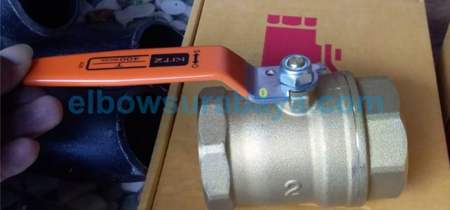 ball valve drat kitz